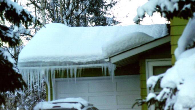 Flat Roof Snow Load